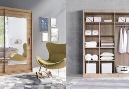 Sprawdzone pomysły na szafę do przedpokoju i sypialni